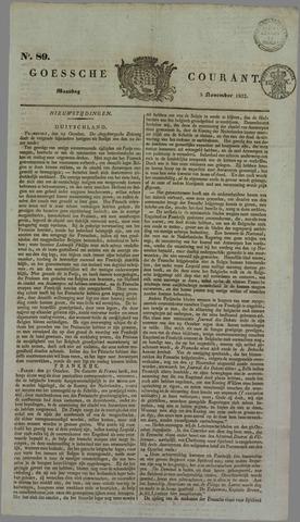 Goessche Courant 1832-11-05