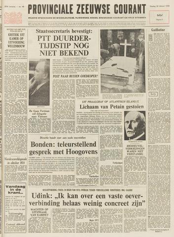 Provinciale Zeeuwse Courant 1973-02-20