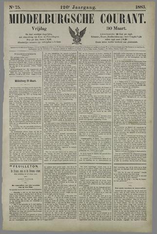 Middelburgsche Courant 1883-03-30