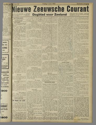 Nieuwe Zeeuwsche Courant 1920-06-04