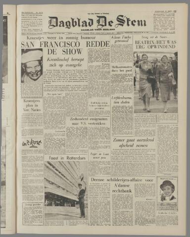 de Stem 1959-09-23