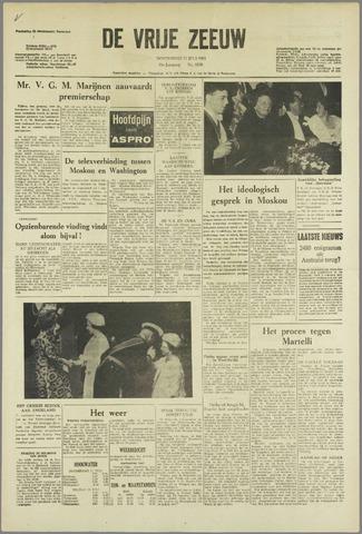 de Vrije Zeeuw 1963-07-11