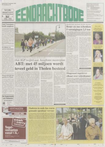 Eendrachtbode (1945-heden)/Mededeelingenblad voor het eiland Tholen (1944/45) 2010-09-23
