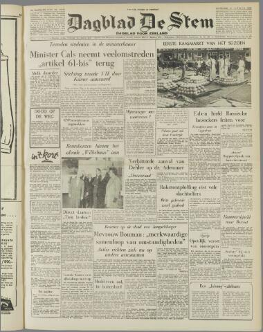 de Stem 1956-04-21