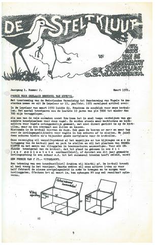 de Steltkluut 1971-03-01