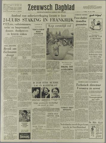 Zeeuwsch Dagblad 1960-06-10