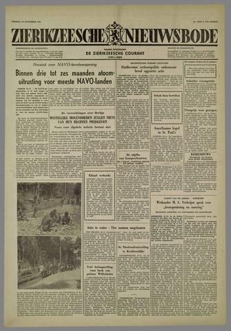 Zierikzeesche Nieuwsbode 1958-11-28