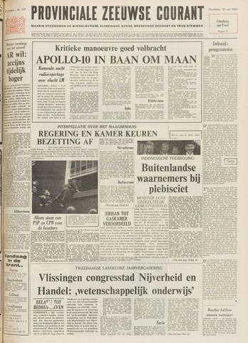 Provinciale Zeeuwse Courant 1969-05-22