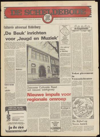 Scheldebode 1978