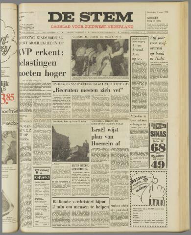 de Stem 1972-03-16