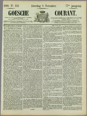 Goessche Courant 1890-11-08