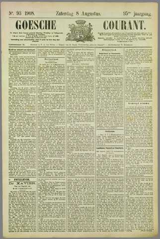 Goessche Courant 1908-08-08