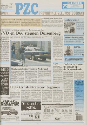 Provinciale Zeeuwse Courant 1995-04-25