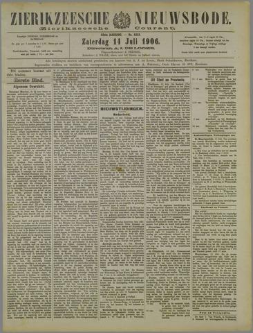 Zierikzeesche Nieuwsbode 1906-07-14