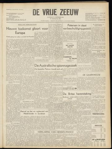 de Vrije Zeeuw 1954-10-23