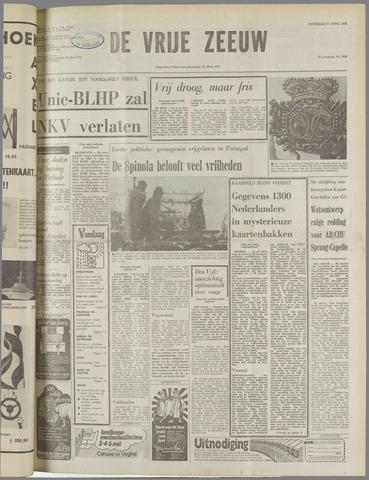 de Vrije Zeeuw 1974-04-27