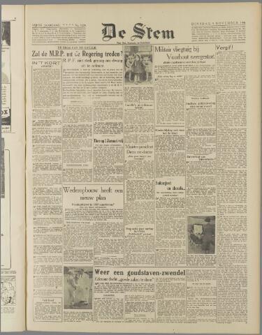 de Stem 1948-11-09