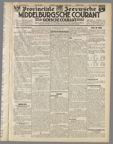Middelburgsche Courant 1933-04-08