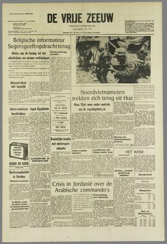 de Vrije Zeeuw 1968-02-21