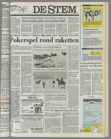 de Stem 1987-09-15