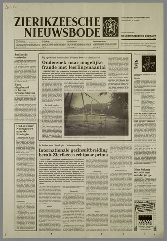 Zierikzeesche Nieuwsbode 1988-10-27