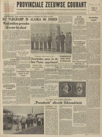 Provinciale Zeeuwse Courant 1963-06-05