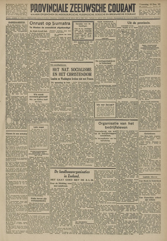 Provinciale Zeeuwse Courant 1945-12-19