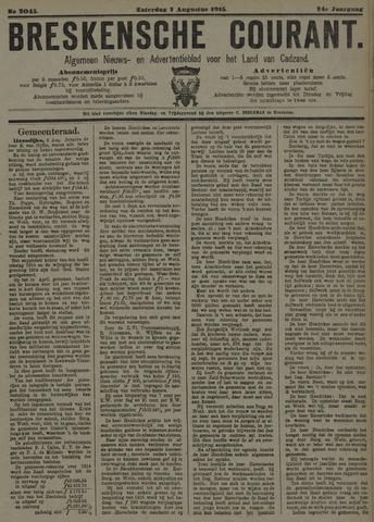 Breskensche Courant 1915-08-07