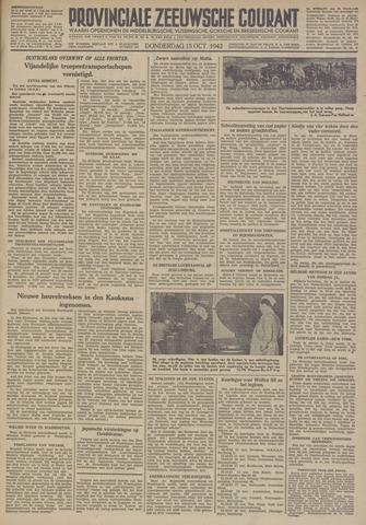 Provinciale Zeeuwse Courant 1942-10-15