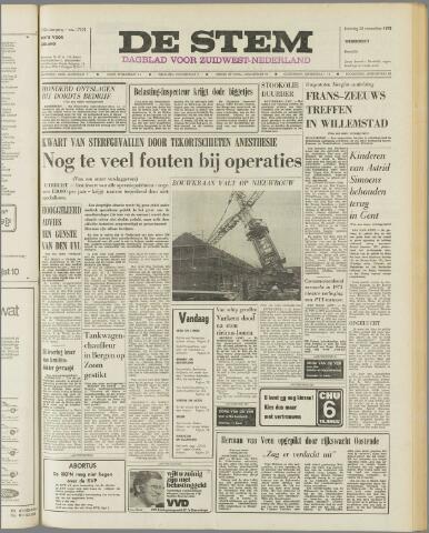 de Stem 1972-11-28