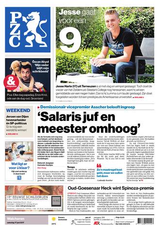 Provinciale Zeeuwse Courant 2017-06-17