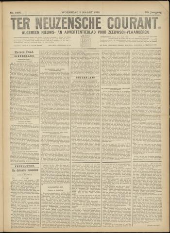 Ter Neuzensche Courant. Algemeen Nieuws- en Advertentieblad voor Zeeuwsch-Vlaanderen / Neuzensche Courant ... (idem) / (Algemeen) nieuws en advertentieblad voor Zeeuwsch-Vlaanderen 1930-03-05