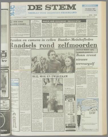 de Stem 1977-10-19