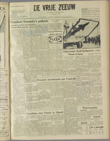 de Vrije Zeeuw 1961-10-12