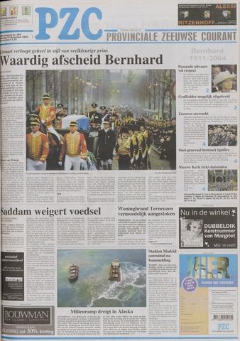 Provinciale Zeeuwse Courant 2004-12-13