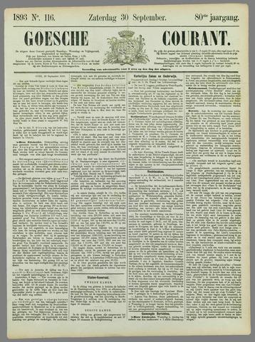 Goessche Courant 1893-09-30