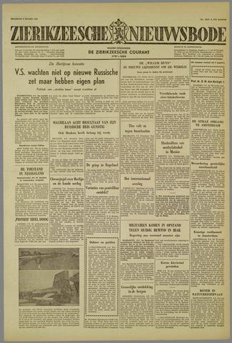 Zierikzeesche Nieuwsbode 1959-03-09