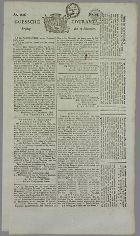 Goessche Courant 1826-11-17
