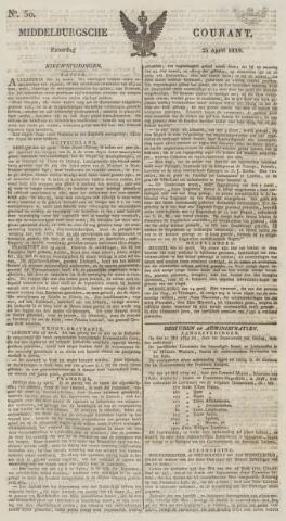 Middelburgsche Courant 1829-04-25