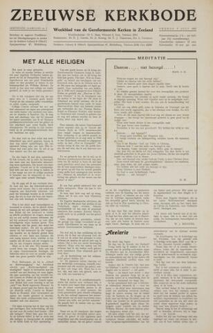 Zeeuwsche kerkbode, weekblad gewijd aan de belangen der gereformeerde kerken/ Zeeuwsch kerkblad 1957-07-05