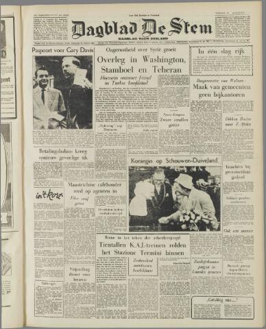 de Stem 1957-08-23