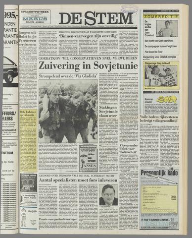 de Stem 1989-07-22