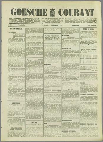 Goessche Courant 1932-10-28