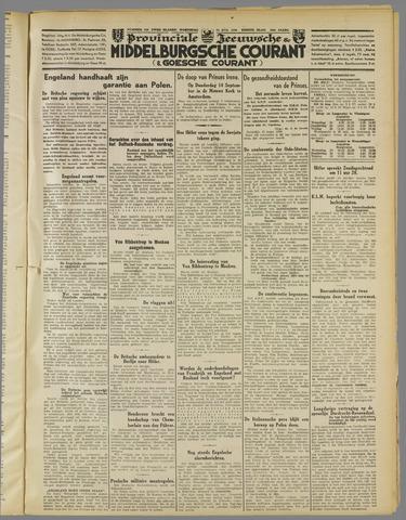 Middelburgsche Courant 1939-08-23