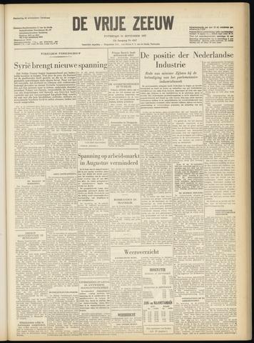 de Vrije Zeeuw 1957-09-14