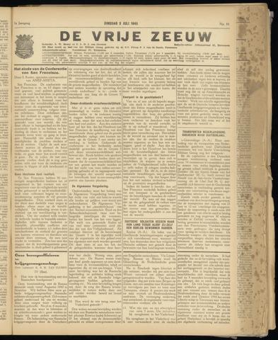 de Vrije Zeeuw 1945-07-03