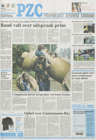 Provinciale Zeeuwse Courant 2002-01-21