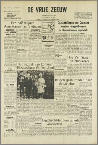 de Vrije Zeeuw 1965-05-20