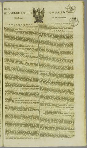 Middelburgsche Courant 1824-11-11