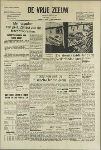 de Vrije Zeeuw 1967-02-24